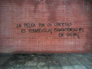 pelea por la libertad