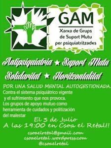 cartel antipsiquiatria